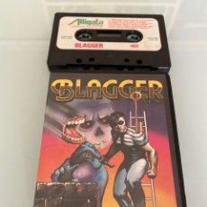 Videojuegos y Consolas: MSX - BLAGGER (ESTUCHE). Lote 269254018