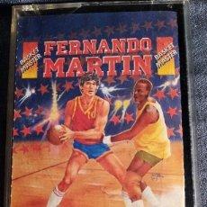 Videojuegos y Consolas: FERNANDO MARTÍN MSX. Lote 269327823