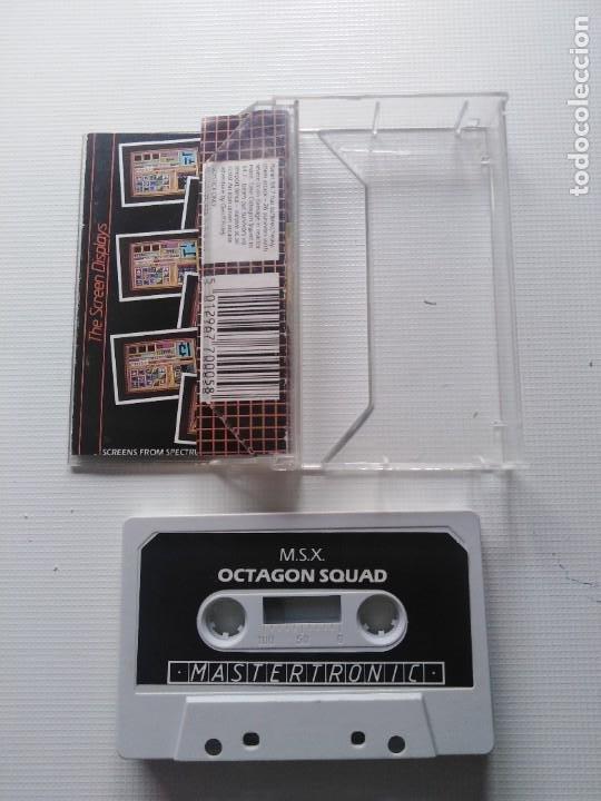 Videojuegos y Consolas: Juego Msx Octagon Squad - Foto 3 - 269613398
