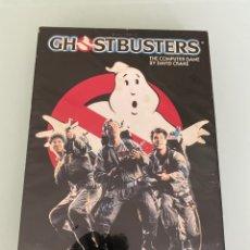 Videojuegos y Consolas: MSX - GHOSTBUSTERS - ED. JAPONESA EN CINTA CASSETTE - IMPECABLE Y COMPLETO. Lote 269647168