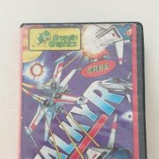 Videojogos e Consolas: JUEGO CASSETTE WALKYR GREMLIN GRAPHICS MSX. Lote 272653493