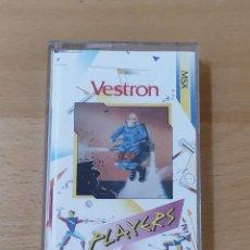Videojuegos y Consolas: JUEGO MSX MSX2 VESTRON PLAYERS SOFTWARE 86 MUY BUEN ESTADO FUNCIONANDO PERFECTO. Lote 274555563