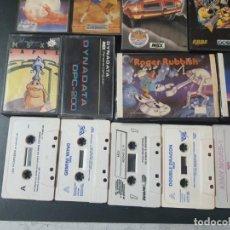 Videojuegos y Consolas: LOTE DE 46 JUEGOS DE MSX AÑOS 80/90. Lote 275655523