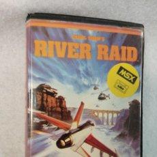 Videojuegos y Consolas: JUEGO MSX RIVER RAID. Lote 279525458