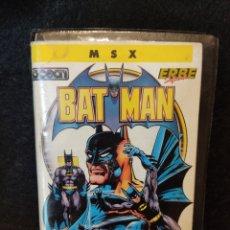 Videojuegos y Consolas: JUEGO MSX BAT MAN. Lote 279526383
