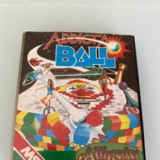 Videojuegos y Consolas: MSX - ADDICTA BALL / RUNSTOP ESTUCHE XL / DISCOVERY INFORMATIC- ALLIGATA SOFTWARE/ RS-112. Lote 280694683