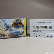 Videojuegos y Consolas: JUEGO ORIGINAL MSX-MSX2 --- AFTER BURNER. Lote 282208098