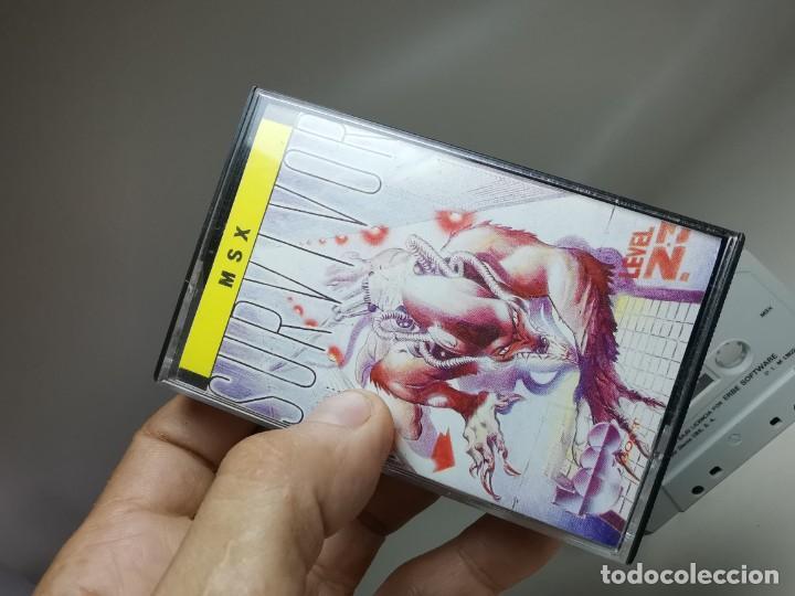 Videojuegos y Consolas: JUEGO ORIGINAL MSX-MSX2 ---SURVIVOR - Foto 3 - 282208983