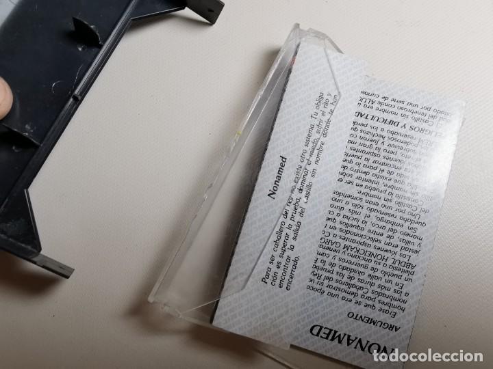 Videojuegos y Consolas: JUEGO ORIGINAL MSX-MSX2 ---NONAMED - Foto 3 - 282209273