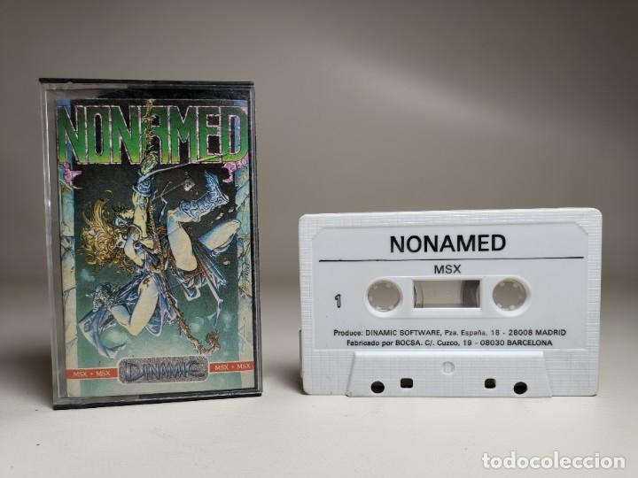 Videojuegos y Consolas: JUEGO ORIGINAL MSX-MSX2 ---NONAMED - Foto 5 - 282209273