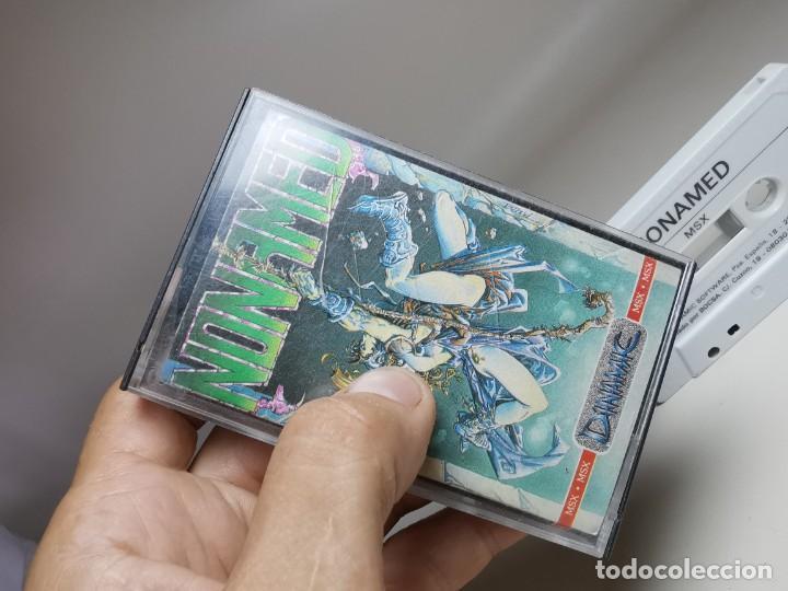 Videojuegos y Consolas: JUEGO ORIGINAL MSX-MSX2 ---NONAMED - Foto 6 - 282209273