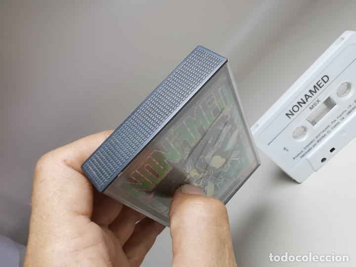 Videojuegos y Consolas: JUEGO ORIGINAL MSX-MSX2 ---NONAMED - Foto 7 - 282209273