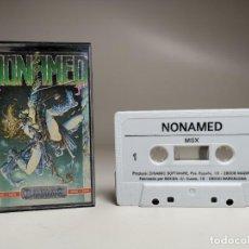 Videojuegos y Consolas: JUEGO ORIGINAL MSX-MSX2 ---NONAMED. Lote 282209273
