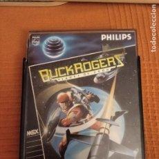 Videogiochi e Consoli: BUCK ROGERS PLANET OF ZOOM MSX. Lote 285203848