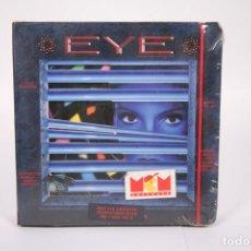 Videojuegos y Consolas: VIDEOJUEGO RETRO CASETE MSX 64K - EYE - MCM SOFTWARE - CAJA GRANDE PRECINTADA FÁBRICA - CASSETTE. Lote 286654938