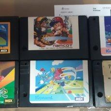 Videojuegos y Consolas: MSX CARTUCHOS. Lote 287767673