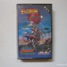 Videojuegos y Consolas: EL PODER OSCURO DE ZIGURAT / MSX / RETRO VINTAGE / CASSETTE. Lote 288376628