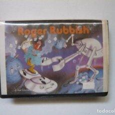Videojuegos y Consolas: ROGER RUBBISH / MSX / RETRO VINTAGE / CASSETTE. Lote 288377593