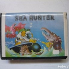 Videojuegos y Consolas: SEA HUNTER / MSX / RETRO VINTAGE / CASSETTE. Lote 288377928