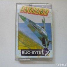 Videojuegos y Consolas: SKYHAWK - SKY HAWK / MSX / RETRO VINTAGE / CASSETTE. Lote 288378263