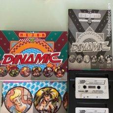 Videojuegos y Consolas: MSX - LO MEJOR DE DINAMIC (COMPLETO / INCLUYE MANUAL Y POSTER ORIGINAL). Lote 288461053