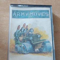 Videojuegos y Consolas: ARMY MOVES MSX DINAMIC SOFTWARE. Lote 289271318