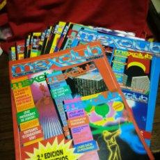Videojuegos y Consolas: LOTE REVISTAS MSXCLUB DE PROGRAMAS, 1985. N° 1 AL 33, CORRELATIVOS.. Lote 289496018
