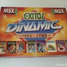 Videojuegos y Consolas: COLECCIÓN DE ÉXITOS DINAMIC MSX. Lote 290055543