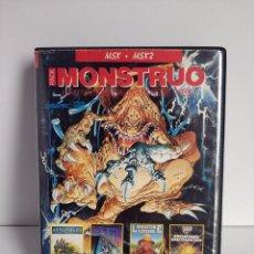 Videojuegos y Consolas: PACK MONSTRUO MSX - MSX2 ARMY MOVES, DUSTIN, LIVINGSTONE SUPONGO Y HIGHWAY ENCOUNTER 1987. Lote 290520893