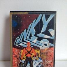 Videojuegos y Consolas: RARO JUEGO FUNKY PUNKY PARA MSX DE SYGRAM S.A. Lote 290527863