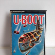 Videojuegos y Consolas: ANTIGUO JUEGO VIDEOJUEGO MSX CINTA CASSETTE - U-BOOT - MANHATTAN TRANSFER U BOOT. Lote 290531273