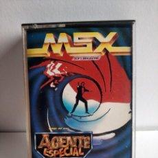 Videojuegos y Consolas: JUEGO VIDEOJUEGO PARA MSX - 007 AGENTE ESPECIAL - MONSER. Lote 290566338