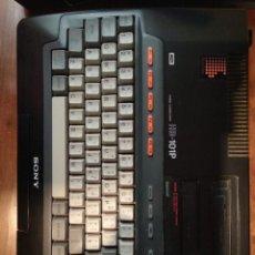 Videojuegos y Consolas: MSX SONY HIT BIT Y 4 JUEGOS. Lote 293164928