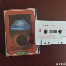 Videojuegos y Consolas: CASSETTE / CASETE VIDEOJUEGO MSX - ALIEN- 8 - CBS / ASHBY COMPUTERS & GRAPHICS. Lote 293425258
