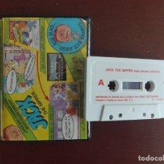 Videojuegos y Consolas: CASSETTE / CASETE VIDEOJUEGO MSX - JACK THE NIPPER- CBS / ERBE SOFTWARE. Lote 293425438