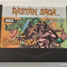 Videojuegos y Consolas: JUEGO RASTAN SAGA PARA SMZ. Lote 293655968