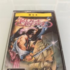 Videojuegos y Consolas: MSX - BLACK BEARD (TOPO SOFT). Lote 293725013