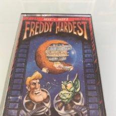 Videojuegos y Consolas: MSX - FREDDY HARDEST (DINAMIC) - FUNCIONANDO!!. Lote 293730263