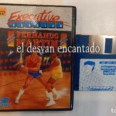 Videojogos e Consolas: FERNANDO MARTIN. VERSION EXECUTIVE. ANTIGUO JUEGO MSX-MSX2. Lote 294012888