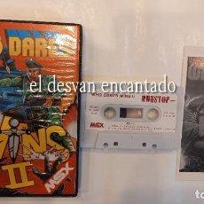 Videojogos e Consolas: WHO DARES. WINS II. ANTIGUO JUEGO MSX. Lote 294013368