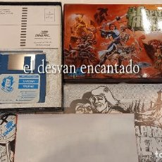 Videojogos e Consolas: EL CAPITAN TRUENO. ANTIGUO JUEGO MSX-MSX2. Lote 294013998
