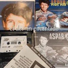 Videojogos e Consolas: ASPAR. GP MASTER. ANTIGUO JUEGO MSX-MSX2. Lote 294014448