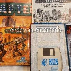 Videojogos e Consolas: AFTER THE WAR. ANTIGUO JUEGO MSX-MSX2. Lote 294014933