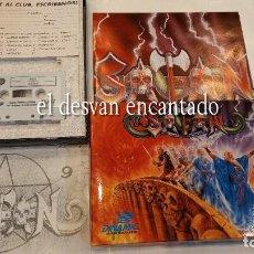 Videojogos e Consolas: SATAN. ANTIGUO JUEGO MSX-MSX2. Lote 294015188
