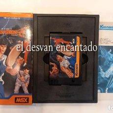Videojogos e Consolas: KONAMI. YIE AR KUNG-FU. ANTIGUO JUEGO MSX. Lote 294015633