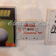 Videojuegos y Consolas: 3D POOL. ANTIGUO JUEGO MSX. Lote 294016658