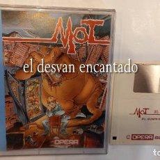 Videojogos e Consolas: MOT. ANTIGUO JUEGO MSX. Lote 294017698
