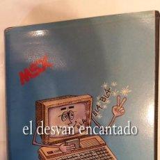 Videojuegos y Consolas: SINTETIZADOR VOZ . ANTIGUO JUEGO MSX. Lote 294018743