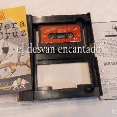 Videojuegos y Consolas: L´AFFAIRE VERACRUZ . ANTIGUO JUEGO MSX. Lote 294019523