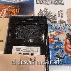 Videojogos e Consolas: NAVY MOVES. ANTIGUO JUEGO MSX-MSX2. Lote 294439753